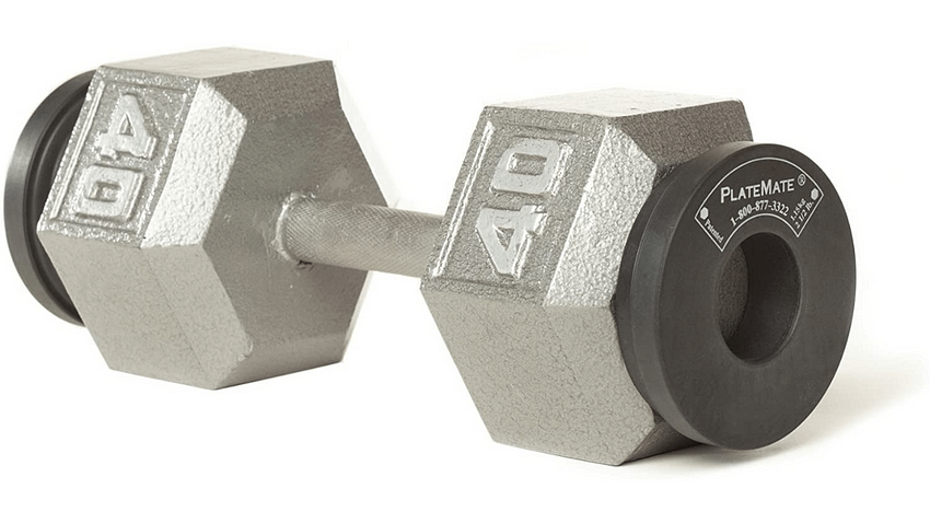 Fractional Weight Plates for Dumbbells