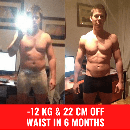 Skinny Fat to Ripped in 3 Months